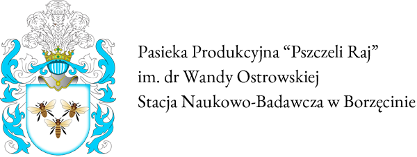 Pasieka Pszczeli Raj w Borzęcinie