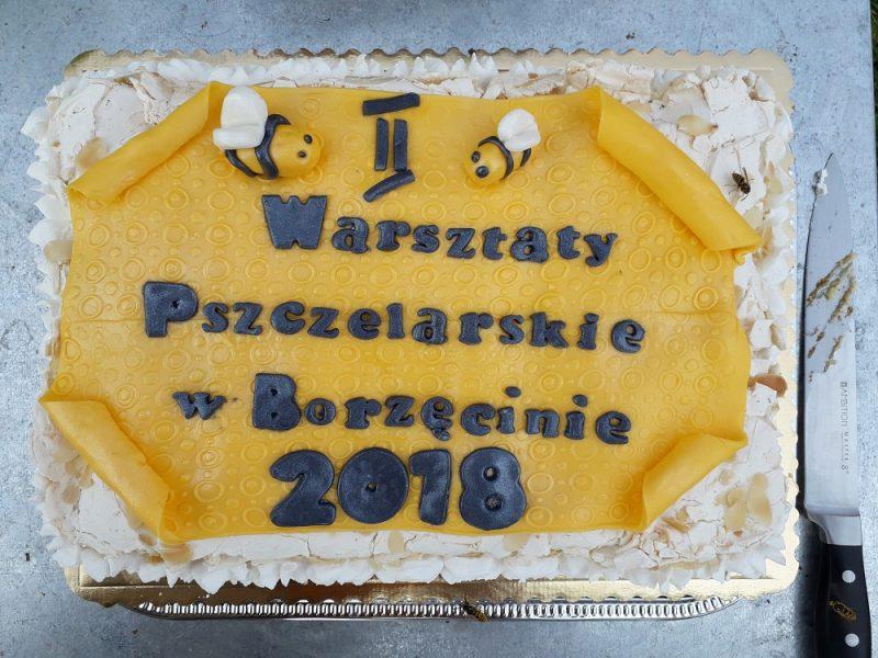 """II Otwarte warsztaty pszczelarskie w Borzęcinie """"Pod Niedźwiedziem"""""""